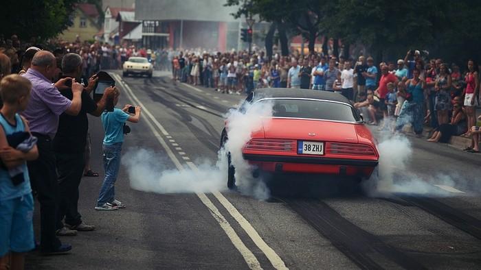 American Beauty Car Show 2014