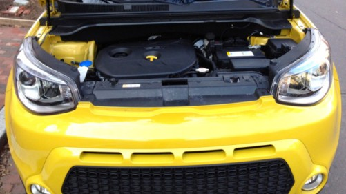 Киа Соул 2014 двигатель