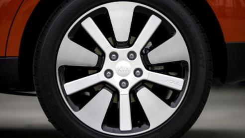 Киа Соул 2014 колеса R18