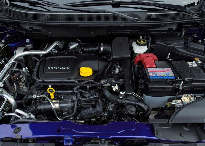 Nissan Qashqai 2014 двигатель