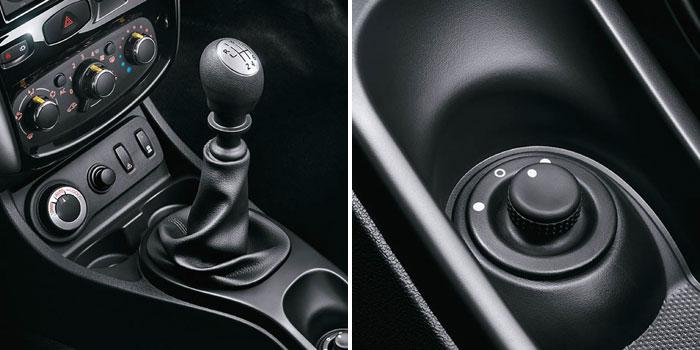 Nissan Terrano управление климат-контролем и трасмиссией