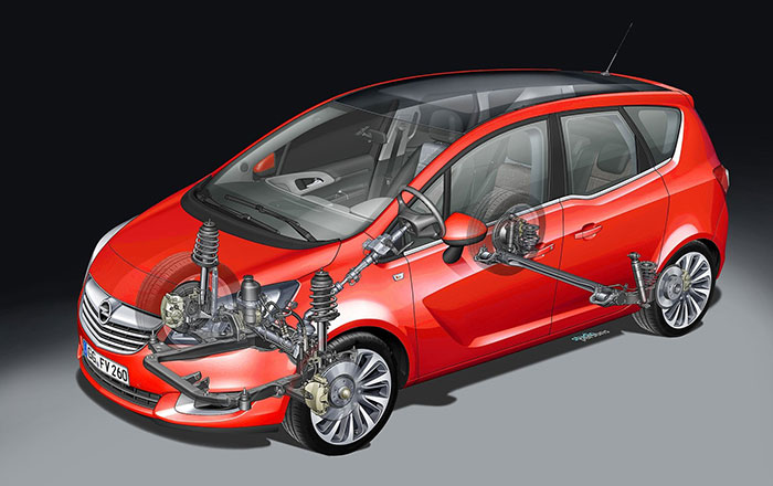Opel Meriva 2014